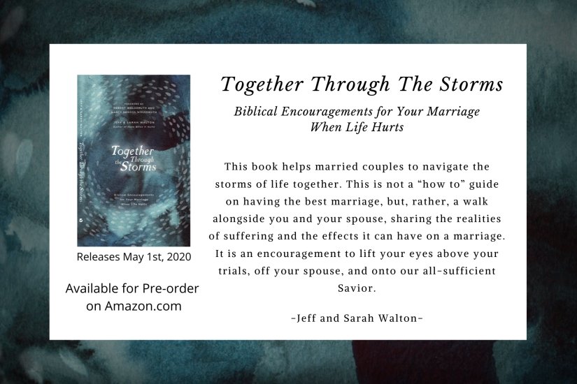 Together Through the Storms Advertisement