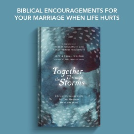 260 pages of God's strength in our weakness